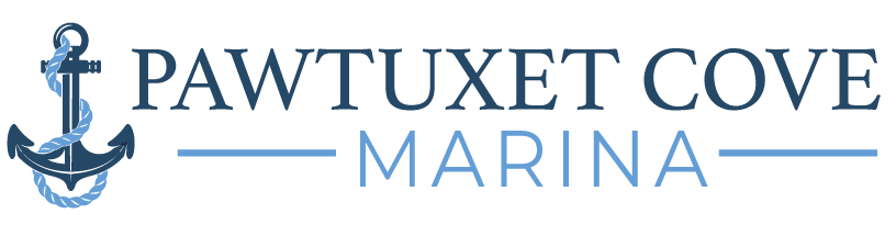 Pawtuxet Cove Marina logo